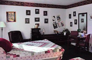 The Donna Reed Suite at the Park Motel